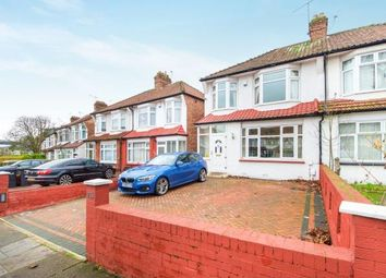 Thumbnail 3 bed semi-detached house for sale in Bowes Road, Arnos Grove, London
