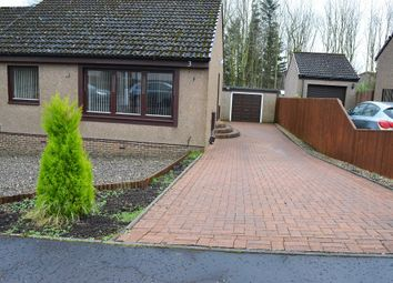Thumbnail 2 bed semi-detached bungalow for sale in Strathdon Park, Glenrothes