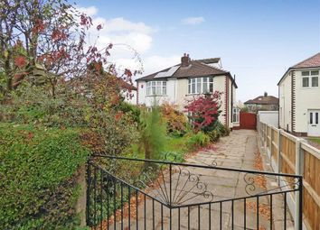 Thumbnail 3 bed semi-detached house for sale in Valley Road, Wistaston, Crewe