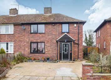 Thumbnail 3 bed semi-detached house for sale in University Crescent, Gorleston, Great Yarmouth
