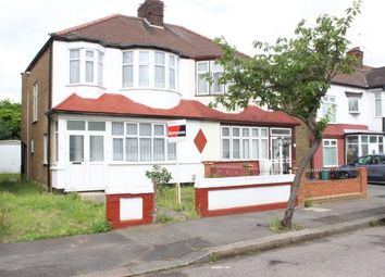 Thumbnail 3 bedroom semi-detached house for sale in Danehurst Gardens, Ilford