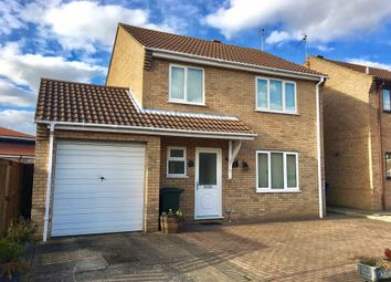 Thumbnail 3 bed detached house for sale in Bramley Lane, Boston