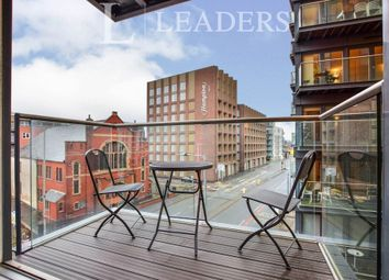 Thumbnail 2 bed flat to rent in Skyline Central, Goulden Street, Manchester