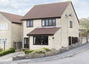 Thumbnail 4 bed detached house for sale in Axford Way, Peasedown St. John, Bath