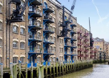 Thumbnail 2 bed flat for sale in New Concordia Wharf, Mill Street, London