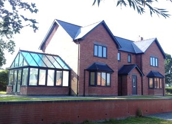 Thumbnail 4 bedroom detached house for sale in 2 Church Farm Close, Forden, Welshpool