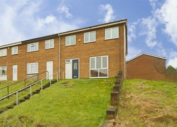 Thumbnail 4 bed end terrace house for sale in Barent Walk, Top Valley, Nottinghamshire