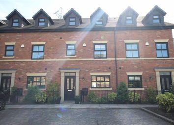 Thumbnail 5 bedroom town house for sale in Stablefold, Worsley, Manchester