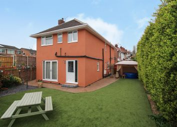 Thumbnail 4 bed detached house for sale in School Lane, Beeston, Nottingham