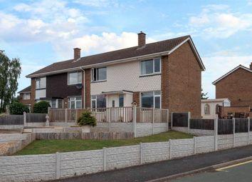 Thumbnail 3 bed semi-detached house for sale in Boscomoor Lane, Penkridge, Stafford