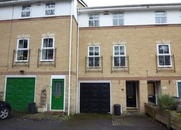 Thumbnail 4 bed town house to rent in Mill Pond Close, Sevenoaks