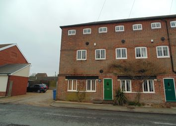 Thumbnail 3 bed end terrace house to rent in Bells Lane, Glemsford, Sudbury