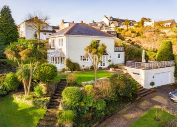 Thumbnail 5 bed detached house for sale in Newton Road, Mumbles, Swansea