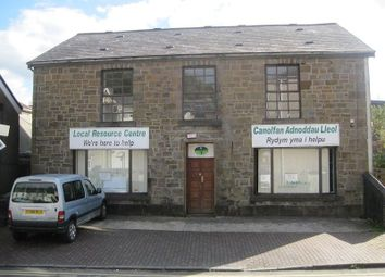 Thumbnail Commercial property for sale in Commercial Street, Ystalyfera, Swansea.
