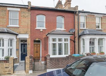 Thumbnail 5 bedroom terraced house for sale in Haliburton Road, Twickenham
