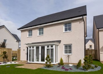 """Thumbnail 4 bedroom detached house for sale in """"Balbardie"""" at Glassford Road, Strathaven"""