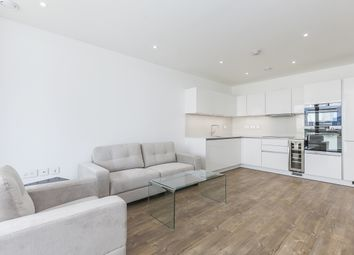 Thumbnail 2 bedroom flat to rent in Gordian Apartments, Cable Walk, London