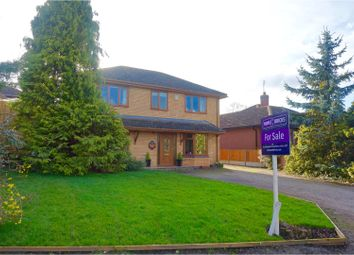 Thumbnail 4 bed detached house for sale in Riverside, Scotter, Gainsborough