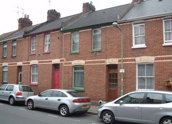Thumbnail 2 bedroom terraced house to rent in Roberts Road, St. Leonards, Exeter