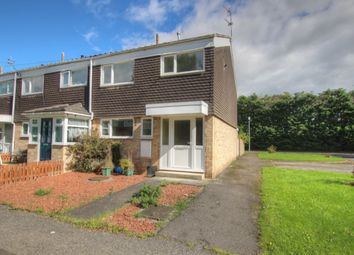 Thumbnail 3 bed semi-detached house for sale in Beech Close, Brasside, Durham