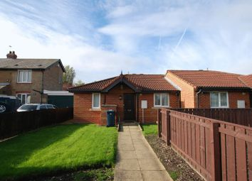 Thumbnail 2 bed semi-detached bungalow for sale in Espley Court, Fawdon, Newcastle Upon Tyne