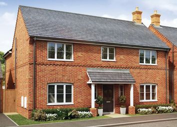 Thumbnail 4 bed detached house for sale in Plot 54 - The Humber, Cowley Park, Donington