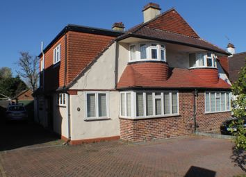 Thumbnail 4 bed semi-detached house to rent in Southwood Road, New Eltham, London