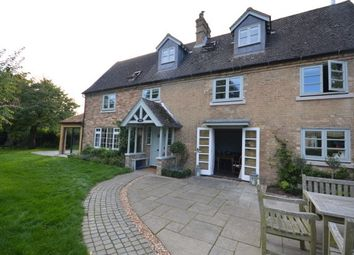 Thumbnail 4 bed property to rent in Meadow Road, Great Gransden, Sandy