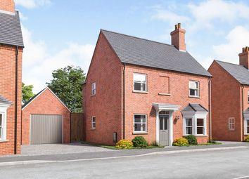 Thumbnail 3 bed detached house for sale in De Havilland Gardens, Bury, Huntingdon