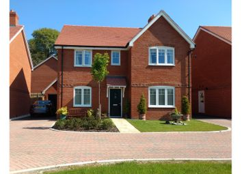 Thumbnail 4 bed detached house for sale in Paddocks Way, Ferndown