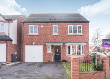 Thumbnail 4 bed detached house for sale in Anstey Fields, Birmingham