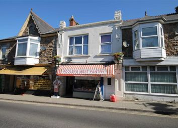 Thumbnail Retail premises for sale in Pooleys Butchers, 103, Trelowarren Street, Camborne