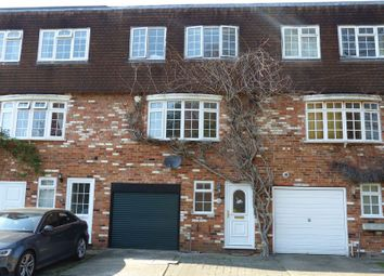 Thumbnail 4 bed terraced house for sale in Fieldhead Gardens, Bourne End