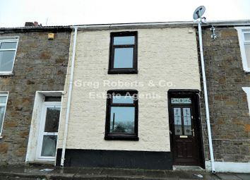 Thumbnail 1 bed terraced house for sale in Colenso Terrace, Georgetown, Tredegar