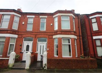 Thumbnail 4 bed semi-detached house for sale in Parkfield Road, Waterloo, Merseyside
