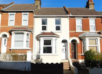 Thumbnail 3 bed terraced house to rent in Wyndham Road, Chatham