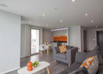 Thumbnail 2 bedroom flat to rent in Velocity Tower, St. Mary's Gate, Sheffield