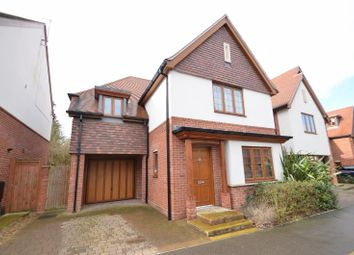 Thumbnail 4 bed detached house to rent in Bishop Ramsey Close, Ruislip