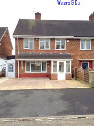 Thumbnail 3 bed terraced house for sale in Homestead Road, Kitts Green, Birmingham