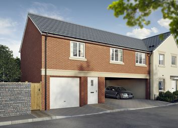 "Thumbnail 2 bed property for sale in ""The Hazel Dt"" at Mill Lane, Bitton, Bristol"
