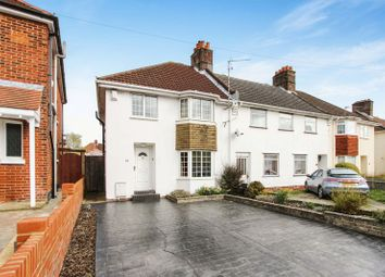 Thumbnail 3 bed terraced house for sale in Treeside Road, Shirley, Southampton