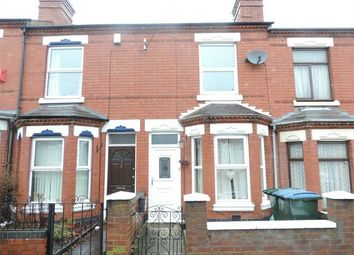 Thumbnail 2 bedroom terraced house to rent in Mayfield Road, Earlsdon, Coventry, West Midlands