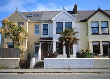 Thumbnail 4 bed terraced house for sale in Windsor Court, Mount Wise, Newquay