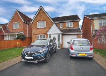 Thumbnail 4 bed detached house for sale in Siskin Crescent, Rogiet, Caldicot
