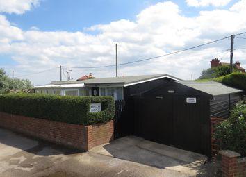 Thumbnail 2 bed detached bungalow for sale in Paston Road, Bacton, Norwich