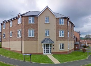 Thumbnail 2 bedroom flat to rent in Sycamore Close, Craven Arms