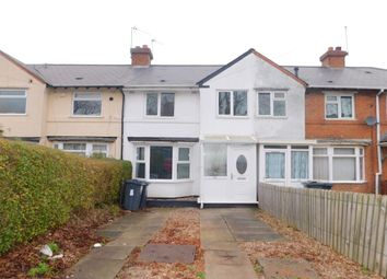 3 bed terraced house to rent in Colworth Road, Northfield, Birmingham B31