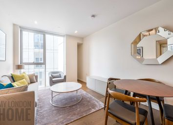 Thumbnail 1 bed flat for sale in Five Columbia Gardens, Lillie Square, West Brompton, London