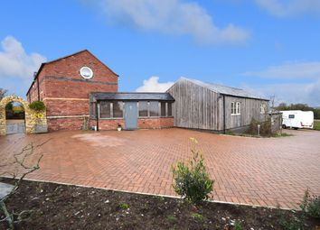 Paddol Green, Wem, Shrewsbury SY4. 5 bed barn conversion for sale