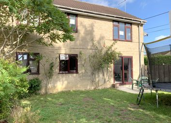 Thumbnail 2 bed flat to rent in Fairford Court, Wincanton
